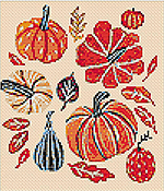 Susanamm Cross Stitch - Fall #2 THUMBNAIL