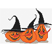 Susanamm Cross Stitch - Orange And Spice THUMBNAIL