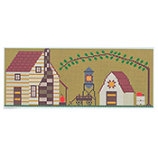 Susanamm Cross Stitch - Little Farm THUMBNAIL