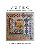 Carolyn Manning Designs - The Garden Labyrinth Collection - Aztec THUMBNAIL