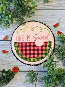 Little Stitch Girl - Life is Sweet THUMBNAIL