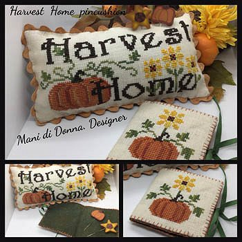 Mani Di Donna - Harvest Home Pincushion MAIN