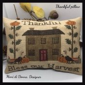 Mani Di Donna - Thankful Pillow THUMBNAIL
