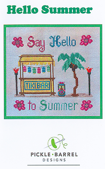 Pickle Barrel Designs - Hello Summer MAIN