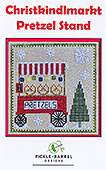 Pickle Barrel Designs - Christkindlmarkt Part 6 Pretzel Stand THUMBNAIL