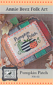 Annie Beez Folk Art - Pumpkin Patch THUMBNAIL