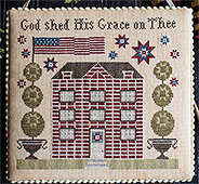 Plum Street Samplers - Grace On Thee THUMBNAIL