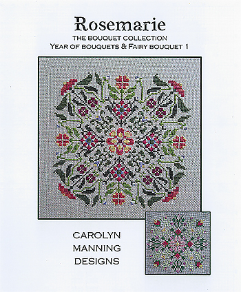 Carolyn Manning Designs - The Bouquet Collection - Rosemarie MAIN