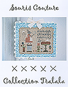 Tralala - Souris Couture (Sewing Mouse) THUMBNAIL