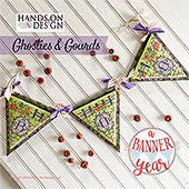 Hands On Design - A Banner Year - Ghosties & Gourds THUMBNAIL