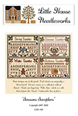 Little House Needleworks - Seasons Samplers THUMBNAIL