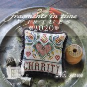 Summer House Stitche Workes - Fragments In Time 2020 No. 7 Charity THUMBNAIL
