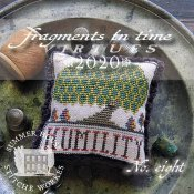 Summer House Stitche Workes - Fragments In Time 2020 No. 8 Humility THUMBNAIL