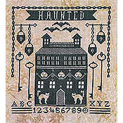 Artful Offerings - Haunted Manor House THUMBNAIL