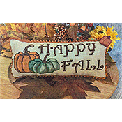 Mani Di Donna - Happy Fall Pillow THUMBNAIL
