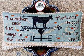 Lindy Stitches - No Good For Man Nor Beast MAIN