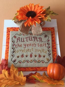 Darling & Whimsy Designs - Ode to Autumn MAIN