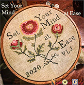 Needle Work Press - Set Your Mind At Ease THUMBNAIL
