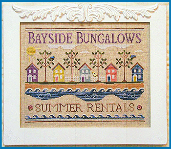 Country Cottage Needleworks - Bayside Bungalows MAIN