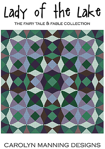 Carolyn Manning Designs - The Fairy Tale & Fable Collection - Lady of the Lake MAIN