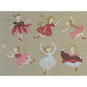 Perrette Samouiloff - Tiny Christmas Fairies THUMBNAIL