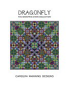 Carolyn Manning Designs - The Shooting Star Collection - Dragonfly THUMBNAIL