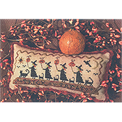 Homespun Elegance - Country Spirits Collection - Trick or Treat Parade THUMBNAIL