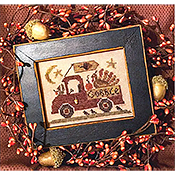 Homespun Elegance - Country Spirits Collection - Turkey Trot Truck THUMBNAIL