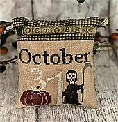 Mani Di Donna - 31st October Pillow THUMBNAIL