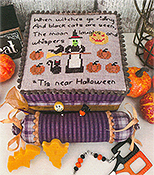 Mani Di Donna - Near Halloween Sewing Box THUMBNAIL