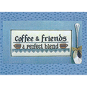 Kays Frames & Designs - Coffee & Friends THUMBNAIL