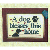 Kays Frames & Designs - Dog Blesses THUMBNAIL
