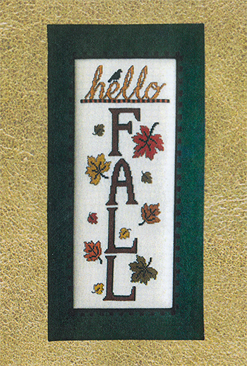 Kays Frames & Designs - Hello Fall MAIN