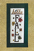 Kays Frames & Designs - Hello Fall THUMBNAIL