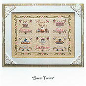 Country Cottage Needleworks - Sweet Treats THUMBNAIL