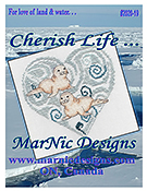 MarNic Designs - For Love of Land & Water - Cherish Life - Seal Pups THUMBNAIL