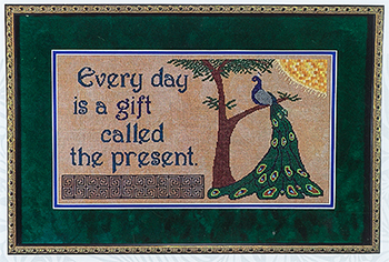 Paradise Stitchery - Every Day is a Gift MAIN