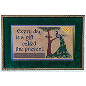 Paradise Stitchery - Every Day is a Gift THUMBNAIL