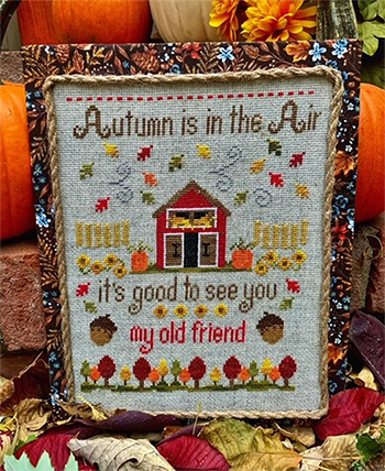 Pickle Barrel Designs - Autumn's Arrival MAIN