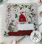 With Thy Needle & Thread - When Santa's Away THUMBNAIL