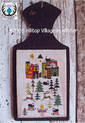 Thistles - Hilltop Village in Winter THUMBNAIL