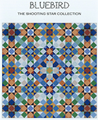Carolyn Manning Designs - The Shooting Star Collection - Bluebird THUMBNAIL