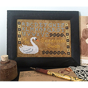 Darling & Whimsy Designs - Susannah Swan Sampler THUMBNAIL