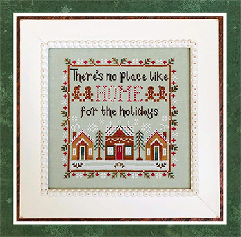 Country Cottage Needleworks - Home for the Holidays MAIN
