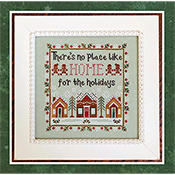 Country Cottage Needleworks - Home for the Holidays THUMBNAIL
