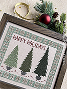 Annalee Waite Designs - Evergreen Holiday THUMBNAIL
