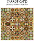 Carolyn Manning Designs - The Shooting Star Collection - Carrot Cake THUMBNAIL