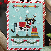 Petal Pusher - Holiday Hoedown Series - Moo-dolf THUMBNAIL