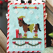 Petal Pusher - Holiday Hoedown Series - Whinny the Elf THUMBNAIL