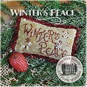 Summer House Stitche Workes - Winter's Peace THUMBNAIL